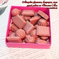 """Мыло ручной работы """"Шоколадные конфеты"""""""